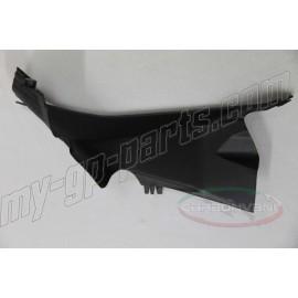 Cache entrée d'air gauche carbone CARBONVANI Ducati 899, 1199 Panigale 12-14