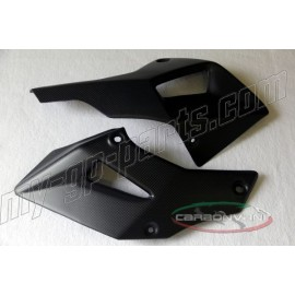 Protection moteur carbone DUCATI MULTISTRADA
