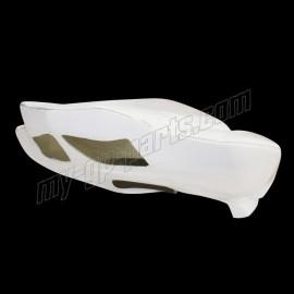 Coque arrière route polyester Suzuki GSXR 1000 K9-L5 CARBONIN