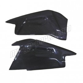 Protection de bras oscillant carbone Sebimoto Aprilia RSV4 2015-2016