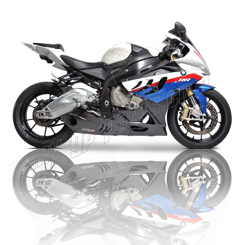 ligne d 39 chappement type motogp bmw s1000rr 2009 2014 taylormade my gp parts. Black Bedroom Furniture Sets. Home Design Ideas