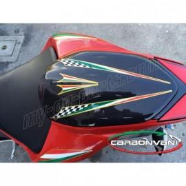 Capot de selle Corse CARBONE MV AGUSTA F4 2010-2015