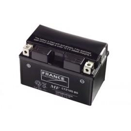 Batterie FRANCE EQUIPEMENT sans entretien livrée avec les flacons d'acide S1000RR 09-12