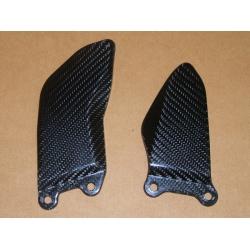 Paire de protection de talon carbone GSXR1000 K9-L6 TYGA PERFORMANCE