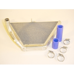 Radiateur d'eau additionnel Taleo Tecnoracing R1 2009-2014
