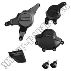Kit 5 protections GB Racing CBR1000RR 08-11