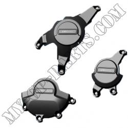 Kit de 3 protections de carter GB Racing CBR1000RR 08-11