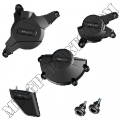 Kit de 5 protections GB Racing CBR600 RR