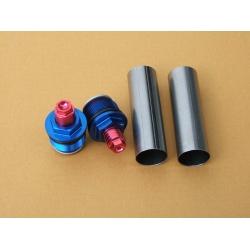 Bouchon de fourche avec réglage de précharge CBR250R 11-