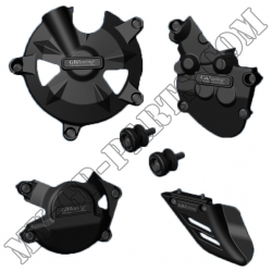 Kit de 5 protections GB Racing ZX10R 08-10