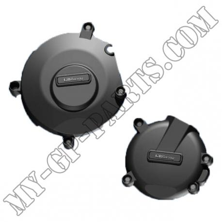 Kit de 3 protections de carter GB Racing GSXR1000 K5-K8