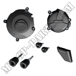 Kit de 4 protections GB Racing GSXR1000 K5-K8
