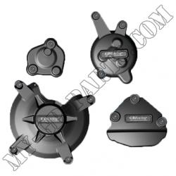 Kit de 4 protections de carter GB Racing FZ1 09-10 / FZ8 10-11