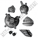 Kit de 6 protections GB Racing FZ1 06-13 / FZ8 10-13