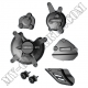 Kit de 6 protections GB Racing FZ1 09-10 / FZ8 10-11