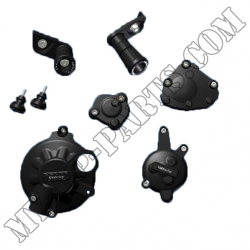 Kit de 6 protections GB Racing R1 07-08