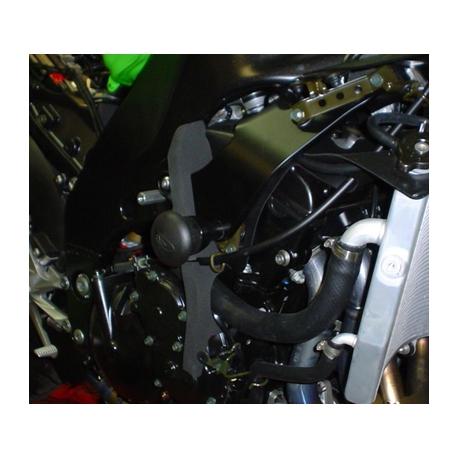 Tampons de protections Euro Racing ZX10R 06-07
