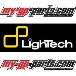 Protection de carter embrayage carbone Lightech HONDA CBR 600 2005 - 2011