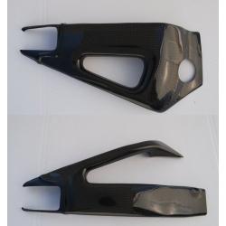 Protection de bras oscillant carbone Lightech YAMAHA YZF R1 2007 - 08