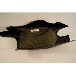 Protection de bras oscillant carbone Tamburini Ducati Multistrada 1200