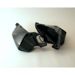 conduits d'air gros volume (paire) carbone Tamburini Ducati Streetfighter