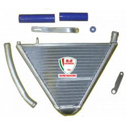 Radiateur d'eau additionnel H2O Performance Triumph Daytona 675 06-12