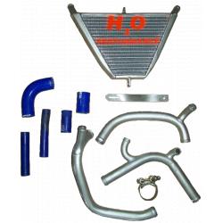 Radiateur d'eau additionnel H2O Performance Honda CBR1000 RR 08-16