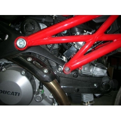 Carters de courroies de distribution Carbone CARBONVANI Ducati Monster 696 / 796