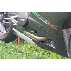 Sabot version route Ducati 1199 Panigale