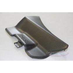 Carénage de batterie et fusibles carbone CARBONVANI Ducati 899, 1199 Panigale 12-14