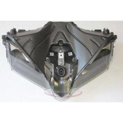 Entrée d'air carbone CARBONVANI Ducati 899, 1199 Panigale 12-14