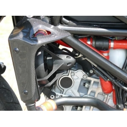 Ecopes de radiateur DUCATI MONSTER S4/S4R/S4RS