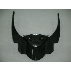 Déflecteur d'air de radiateur carbone CARBONVANI DUCATI 848 / 1098 /1198