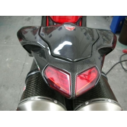 Selle biplace version route CARBONVANI Ducati 848 / 1098 /1198