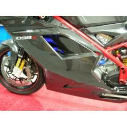 Flanc gauche Ducati 848 / 1098 /1198