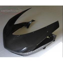 Tete de fourche entrée d'air SBK CARBONVANI Ducati 848 / 1098 /1198