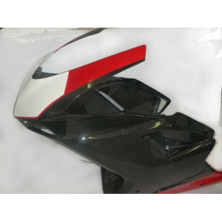 Carénage CARBONVANI complet Route / Racing Ducati 848 / 1098 /1198