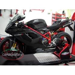Carénage CARBONVANI complet SBK Route Ducati 848 / 1098 /1198