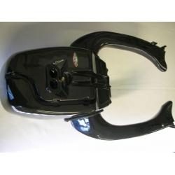 Boite a air et convoyeurs CARBONVANI Ducati 848 / 1098 /1198