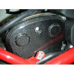 Carter de courroies superieur CARBONVANI Ducati 848 / 1098 / 1198