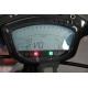 Entourage de compteur CARBONVANI Ducati 848 / 1098 / 1198