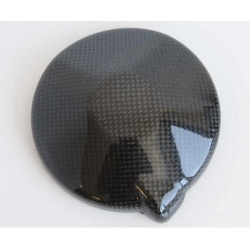 Protection Carter Alternateur en Carbone LIGHTECH STREET TRIPLE 675 / R 2011 / 2
