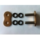 Maillon à riveter hyper renforcé AFAM pour chaîne XHR-G 520 / 525 / 530 standard et couleur