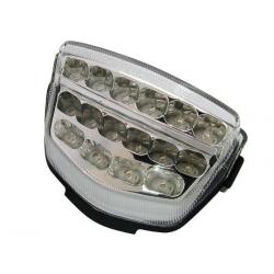 Feux arrière à LEDS homologué avec clignotants intégrés HONDA CB600F 11-12