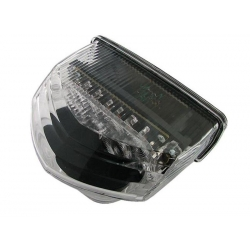 Feux arrière à LEDS homologué avec clignotants intégrés HONDA CBR600RR 07-10