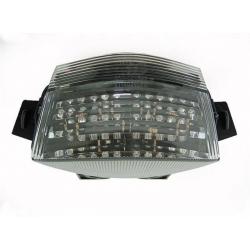 Feux arrière à LEDS homologué avec clignotants intégrés KAWASAKI ER6N 06 - 11