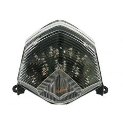Feux arrière à LEDS homologué avec clignotants intégrés KAWASAKI Z1000