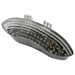 Feux arrière à LEDS homologué avec clignotants intégrés TRIUMPH DAYTONA 6