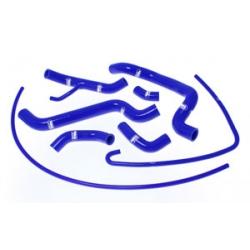 Durites de Radiateur Silicone Rouge SAMCO SPORT DUCATI 848, 1098, 1198