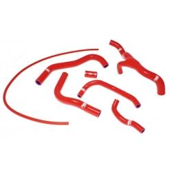Durites de Radiateur Silicone Rouge SAMCO SPORT HONDA CBR600RR PC40